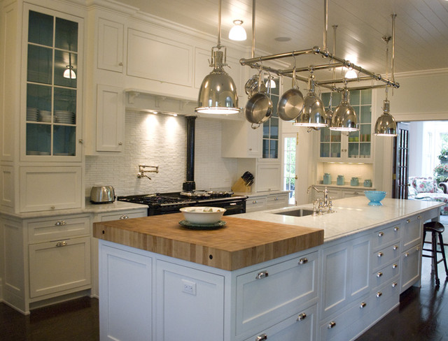 Kitchen Remodel Pictures Before And After Colonial style Kitchen - Traditional - Kitchen - chicago - by Erik Johnson and Associates