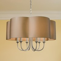 Mod Pendant Shade Chandelier- 6 Light - Lamp Shades - by ...