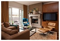 Eames Lounge Chair by Rove Concepts - Living Room ...