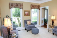 Color Update - Traditional - Living Room - charlotte - by ...