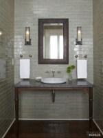 Farmhouse Bathroom Wall Tile