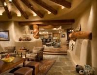 Organic Southwest - Southwestern - Living Room - phoenix ...