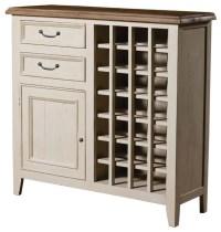 Cornwall Wine Cabinet - Traditional - Wine Racks - by ...