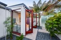Butterfly Beach Villa - Midcentury - Exterior - santa ...