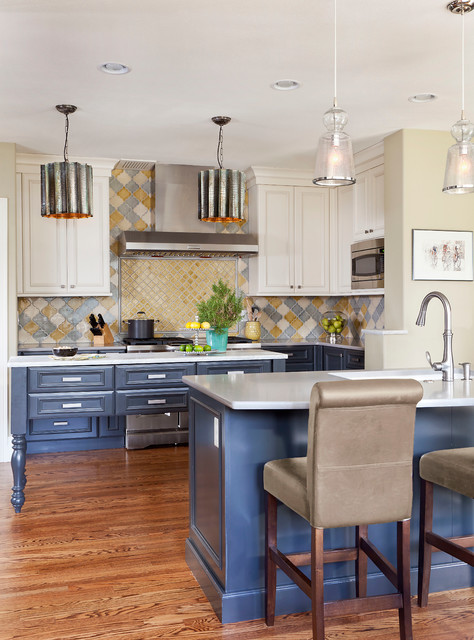 kitchens eclectic kitchen denver caruso kitchens portable island