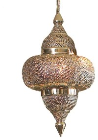 Pierced Moroccan Lantern - Lamp Shades - by Shades of Light