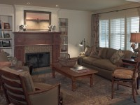 Century Old Farmhouse - Rustic - Living Room - minneapolis ...