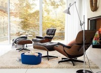 Eames Lounge Chair - Modern - Living Room - vancouver - by ...
