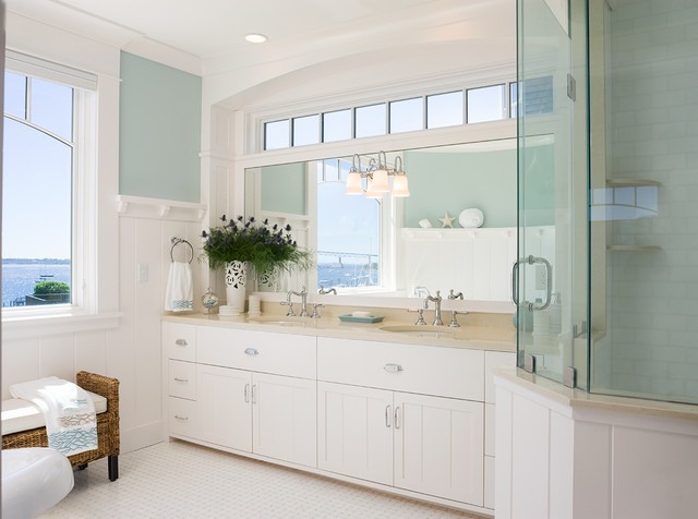 Coastal victorian renovation victorian bathroom
