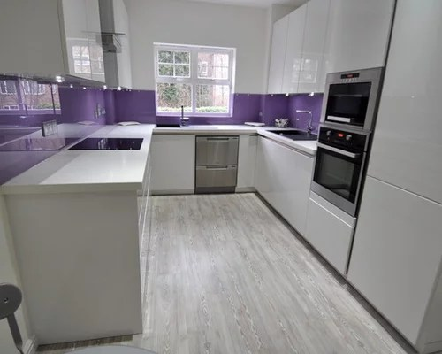 small shaped kitchen design ideas remodel pictures glass small shaped eat kitchen design photos flat panel