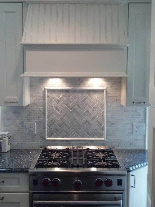 Dark Cabinets White Island Honed Marble Backsplash Ideas, Pictures, Remodel And Decor