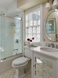 Updated Small Bathroom Home Design Ideas, Pictures