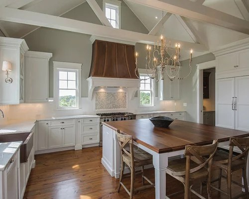 Kitchen Island Brick Horizon Gray Home Design Ideas, Pictures, Remodel And Decor