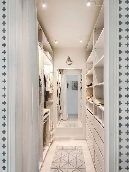 Best small walk in closet design ideas amp remodel pictures