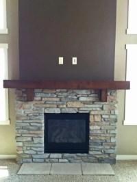 Gas Fireplace Mantel | Houzz