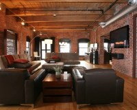 Loft Living Room | Houzz