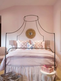 Dusty Rose Bedroom | Houzz