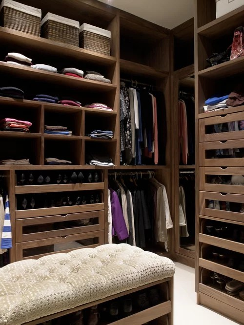 Garderobe Design Floor To Ceiling Closets | Houzz