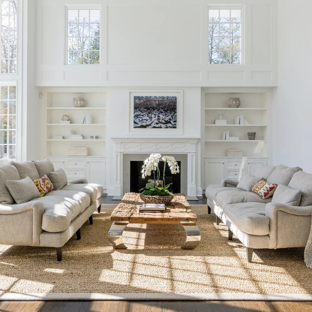 Houzz Salones Traditional Living Room