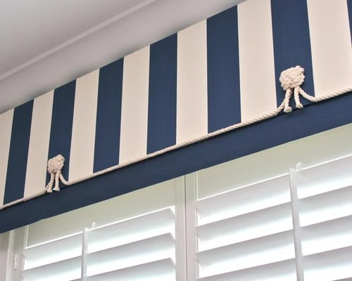 Modern Valances For Living Room Nautical Window Treatment Ideas, Pictures, Remodel And Decor