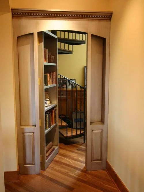 Hidden Staircase Ideas Pictures Remodel And Decor