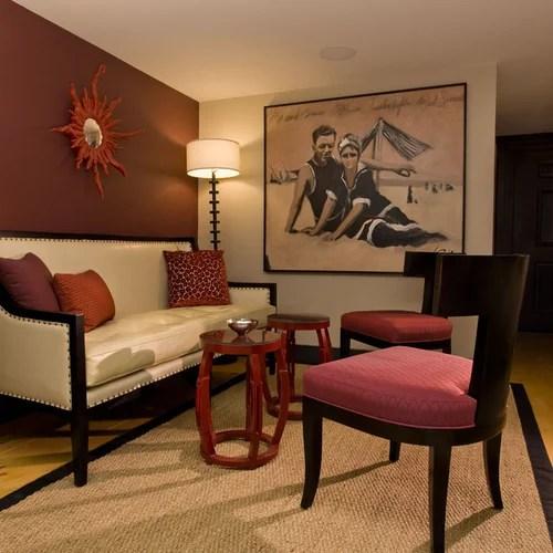 Cream Leather Sofa Houzz - houzz living room furniture