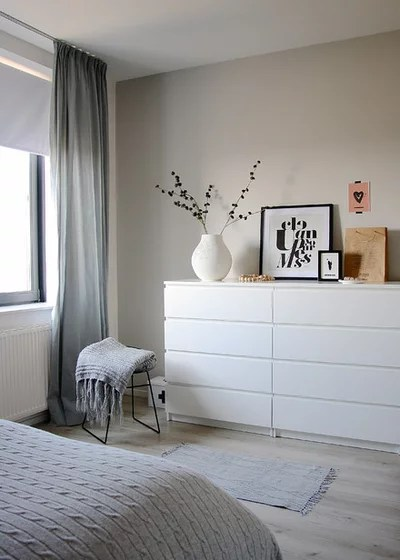 Ikea Schlafzimmer Malm How To Hang Curtains Over Radiators
