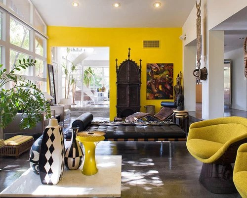 Yellow Walls Ideas, Pictures, Remodel And Decor
