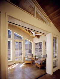 Sunroom Flooring | Houzz