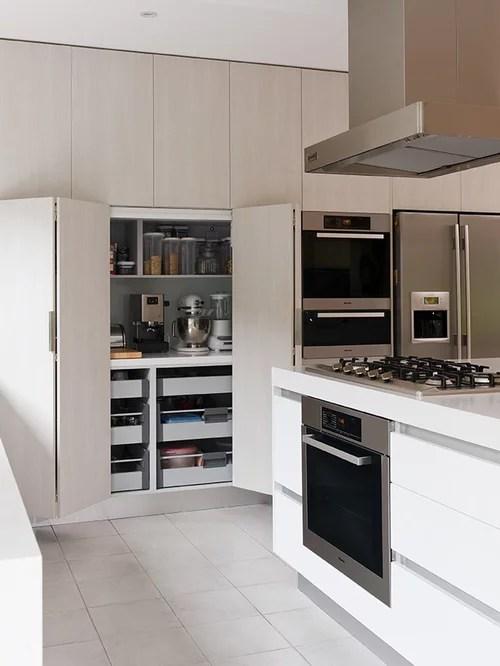 mid sized minimalist kitchen photo melbourne undermount small modern kitchen design ideas remodel pictures houzz