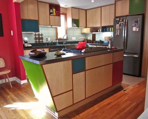 small shaped kitchen design ideas remodels photos flat panel small shaped eat kitchen design photos flat panel