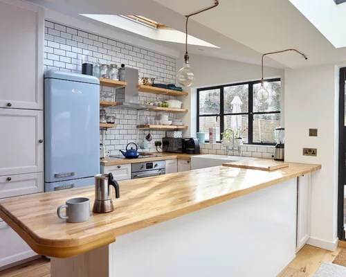 kitchen peninsula design ideas remodel pictures houzz small eat kitchen design photos colored appliances