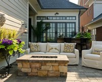 Uncovered Patio Home Design Ideas, Pictures, Remodel and Decor