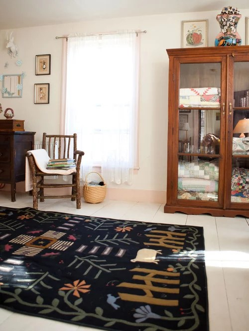 Blanket Storage Houzz - living room blanket storage