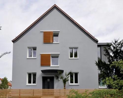 Fassadenfarbe Modern Braun olegoff - fassadenfarbe beispiele