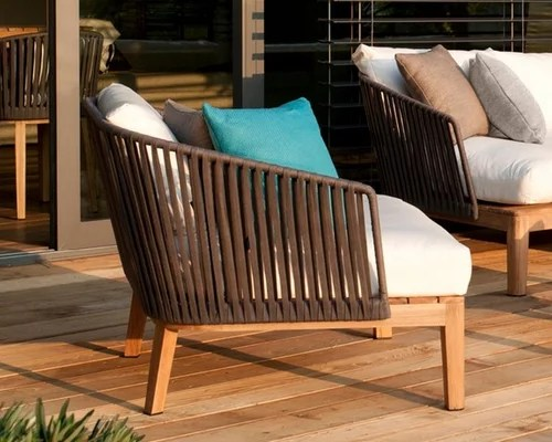 ... Contemporary Garden Furniture Design   Outdoor Lounge Vis A Vis ...