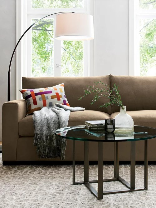 Crate and Barrel Living Rooms - crate and barrel living room