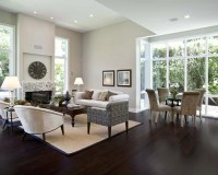 Dark Stained Hardwood Floor Ideas, Pictures, Remodel and Decor