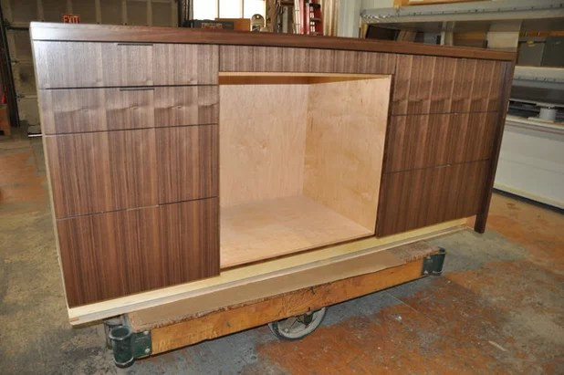 Typical Cost Of Custom Kitchen Cabinets Kitchen Cabinet Color: Should You Paint Or Stain?