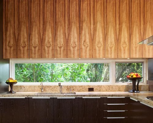 Koa Wood Kitchen Cabinets Koa Cabinets | Houzz