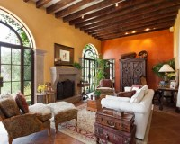 Terra Cotta Wall Color Ideas, Pictures, Remodel and Decor