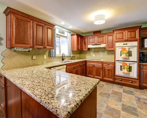 mid sized traditional shaped eat kitchen kitchen cabinets recycled kitchen design ideas