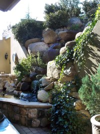 Backyard Grotto