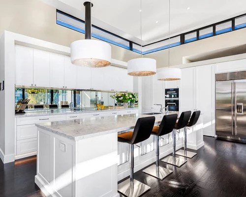 75 Trendy Contemporary Kitchen Design Ideas - Pictures of