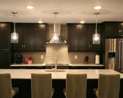 single wall kitchen design ideas renovations photos inspiration small transitional single wall eat kitchen