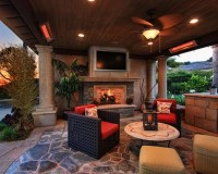 Outdoor Living Room | Houzz