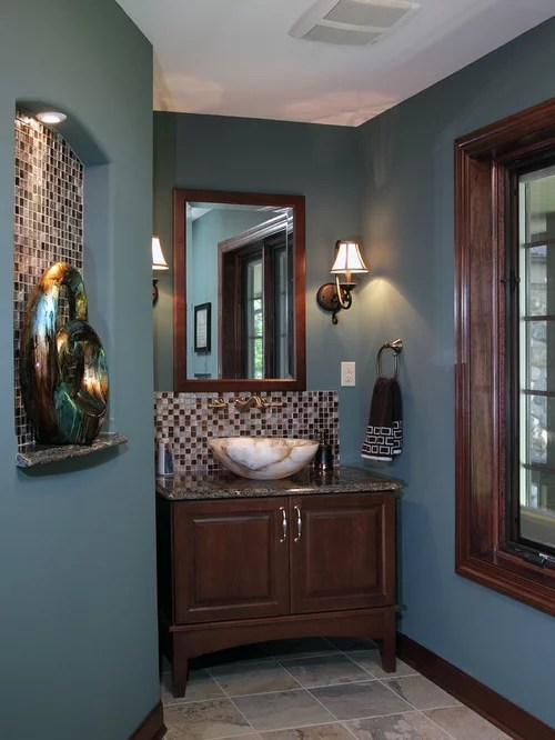 Houzz Bathroom Ideas Powder Room Paint Color Ideas, Pictures, Remodel And Decor