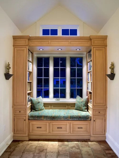Window Nook Ideas, Pictures, Remodel And Decor
