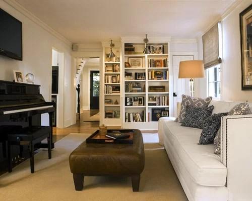 Ultramodern Living Room Houzz - houzz living room furniture