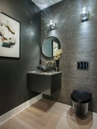 Best Contemporary Powder Room Design Ideas & Remodel ...